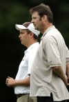 Mount Carmel coach Rex Martin. golfer Louis Vitritti