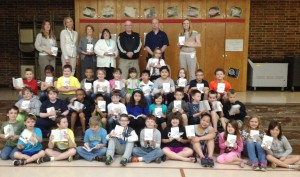 Valparaiso Lions Club provides dictionaries