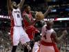 Johnson scores 24 as Raptors beat Bulls