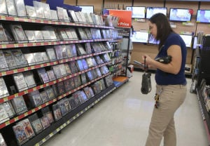 Walmart to begin video game trade-in program