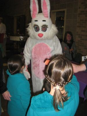 Local events keep Easter Bunny hopping