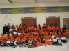 Students graduation from D.A.N.G.E.R. program