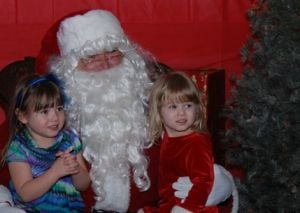 Santa Diaries: A look in to the life of Santa in the region