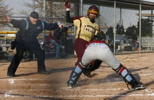 Chesterton scores six unearned runs to edge Hanover Central in softball
