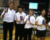 Middle school team excels at Junior Academic Super Bowl