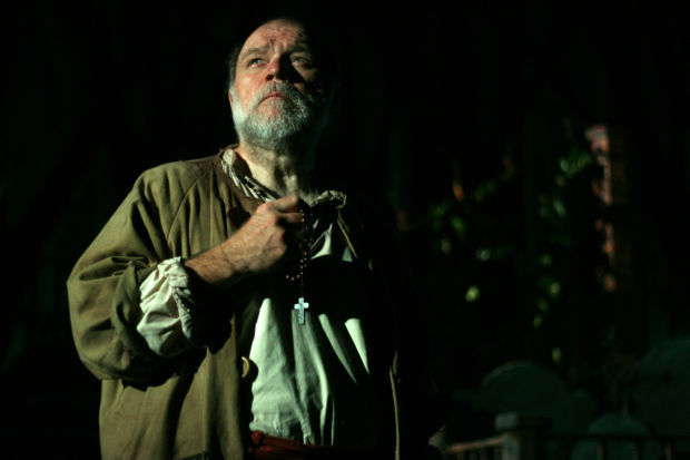 OFFBEAT with PHIL POTEMPA: First Folio's 'Gravedigger' spooky, thoughtful stage fun