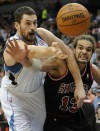 Rose leads Bulls over Rubio, Timberwolves