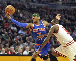 Bulls turning into streak busters, cool off Knicks