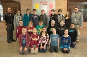 Chesterton Middle School celebrates Random Acts of Kindness week