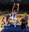 Andrean grad Luke Harangody benefitted from final year at ND