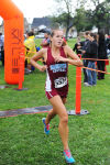 Hanover Central's Lindsey Kolanowski maps out her route to success