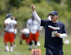 Trestman era kicks into gear for Bears