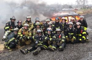 Prairie State College announces basic firefighter and EMT graduates