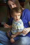 Toddler, family battling rare condition
