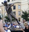 GEORGE CASTLE: Spectacular Santo statue reminds of HOF's unfinished business