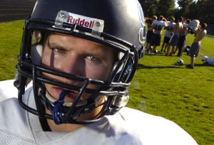 Once a lineman, always a lineman for South Central's Aldrich