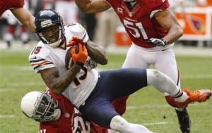 Bears beat Arizona 28-13, keep playoff hopes alive  