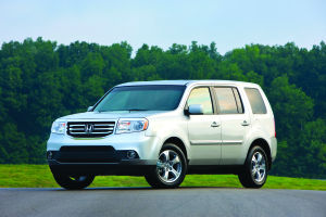 Honda Pilot is the ultimate family adventure vehicle