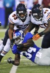 Giants find running game in loss to Bears