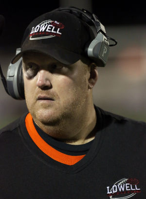 JIM PETERS: Lowell draws strength from football in time of tragedy