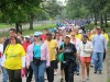 Numbers up for lupus walk