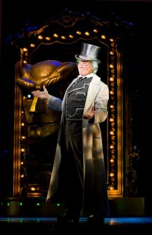 OFFBEAT: John Davidson celebrating 10th anniversary of 'Wicked' in Chicago