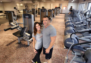 SMALL-BUSINESS SPOTLIGHT: Evolution Fitness