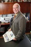 Times publisher receives international newspaper industry honor