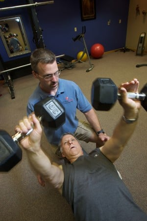 Personal training tailored for men