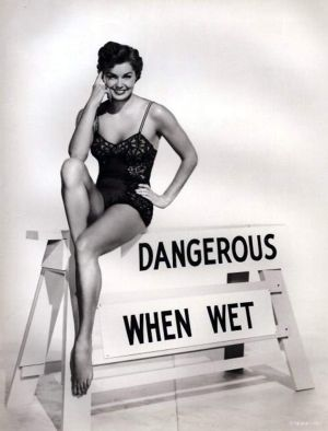 OFFBEAT: Region native remembers Esther Williams sold pools