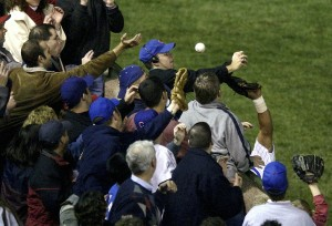 Area Cubs fans can't believe it's been 10 years since 'The Bartman Game'