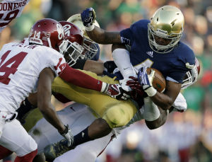 At 4-2, realistic Notre Dame seeks strong finish