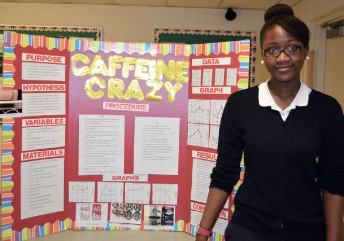 easy high school science fair projects