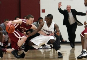 Hammond grad Jones provides spark in Calumet College's lopsided win