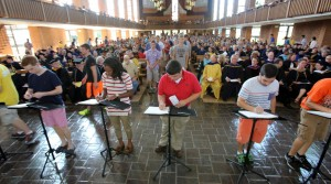 Valparaiso University welcomes new students