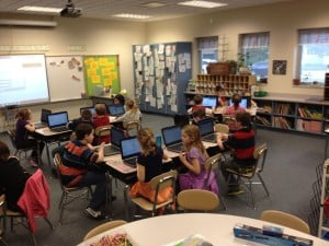 Local school districts expand technology