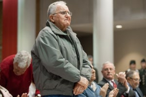 Not forgotten: Event honors local Korean War veterans