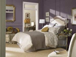 At Home: Purple Reign – Color pros call Violet Color of the Year