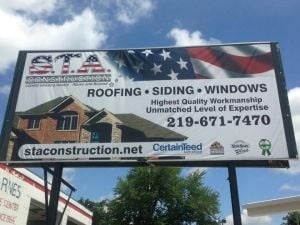 S.T.A. Construction is now S.T.A. Roof Techs ~ Specializing in Residential, Commercial, & Industrial Roofing Services from A-Z in Northwest Indiana and Chicagoland