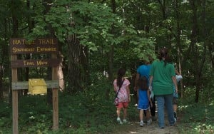 Walk the Region: A tranquil walk or a treasure hunt, Stoney Run has trails for nature lovers and geocachers