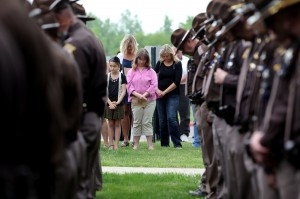 Lake County honors its fallen officers