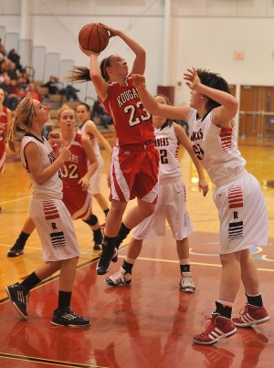 KV's improvement follows Bethany Jansma's season