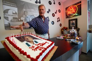 Pat Boone ready to celebrate early birthday with Drury Lane audiences