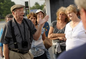 Lansing Historical Walk tells the town's story
