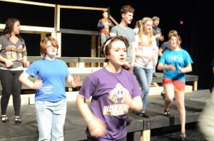 Hobart revisits musical to honor duo