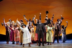 Touring production of 'Color Purple' comes to the region