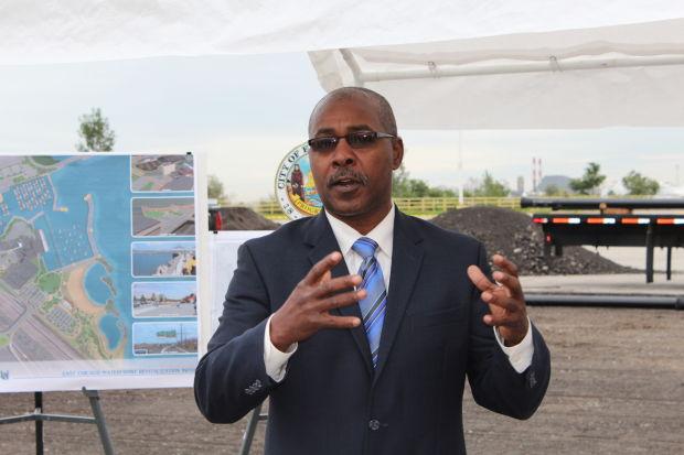Lakefront development begins at Jeorse Park