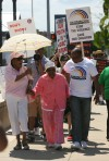 150 march in Hammond for change