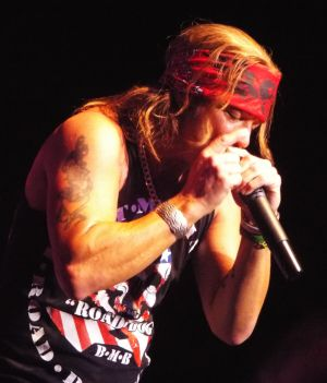 Bret Michaels brings rockin' show to Blue Chip