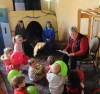 Kids celebrate birthday party for Jesus